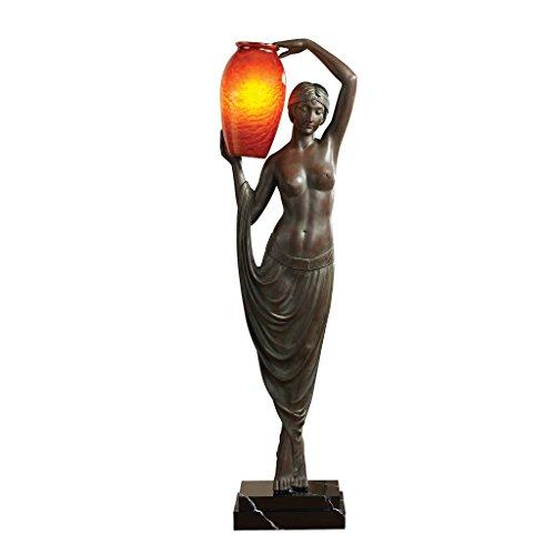Woman Sculptural Floor Lamp