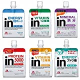 森永製菓 inゼリー 6種類×6個 計36個セット