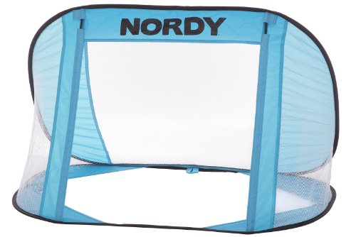 Nordy – 70406 – Fußballtor Pop Up X2 – 90 x 60 x 60 cm