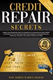 Image of Credit Repair Secrets: Learn the Strategies and Techniques of Consultants and Credit Attorneys to Fix your Bad Debt and Improve your Business or Personal Finance. Including Dispute Letters