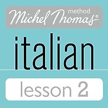 Michel Thomas Beginner Italian Lesson 2