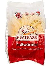 HeatPaxx Voetwarmers – flinterdunne teenwarmers voor onderweg – eindelijk weer warme voeten – 10 x 2 warmtepads in praktische voordeelverpakking