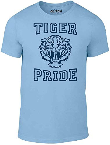 Qeeo Tiger Pride T-Shirt - Inspired by 13 Reasons Why Liberty Athletic High School
