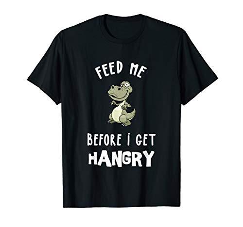 Hangry Shirt für Damen, Herren & Kinder