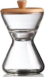 CHEMEX - Hand Blown Glass Cream & Sugar Set
