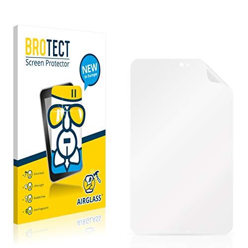 BROTECT Panzerglas Schutzfolie kompatibel mit Kiano SlimTab 8 MS - AirGlass, extrem Kratzfest, Anti-Fingerprint, Ultra-transparent