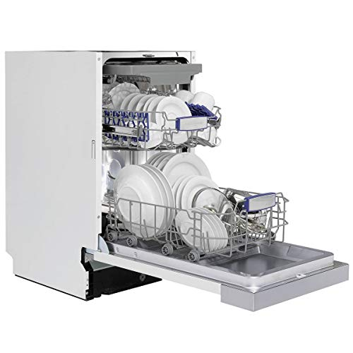 Oranier GAB 7581-7581 48 Teilintegrierbarer Einbaugeschirrspüler Spülmaschine