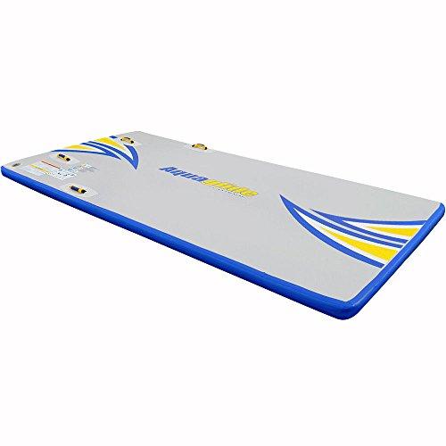 Aquaglide Runway HD 10 - Hochwertige Wassermatte zum Verbinden von Wasserparks/aufblasbar