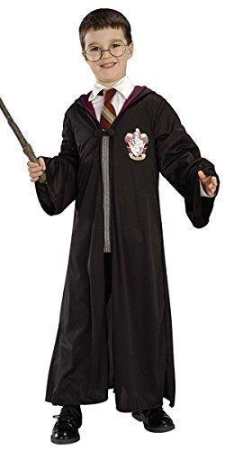 Licence Officielle Garçon Fille Harry Potter Hermione Robe Verres et Wand Livre Jour Semaine Costume Déguisement 8-10 Ans