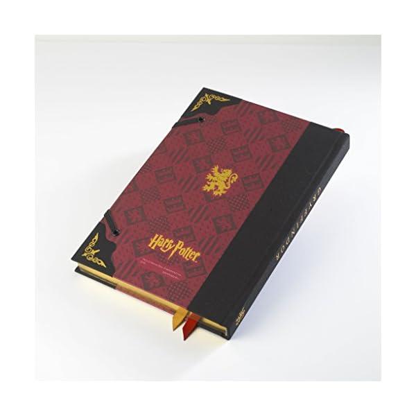 Harry Potter Gryffindor Journal 5