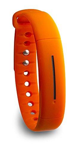 Salvalavita Young Beghelli - Arancio - dispositivo indossabile per telesoccorso