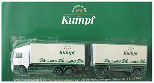 Kumpf Fruchtsäfte Nr.01 - Aus Liebe zum Saft - MB Actros - Hängerzug