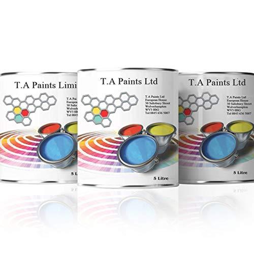 T.A Paints Multi Purpose Oil Based Garden Paint for Fences & Sheds...
