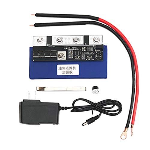 Tipo de almacenamiento de portátil Mini Sujetador Soldador de bricolaje Equipo de la máquina de soldadura