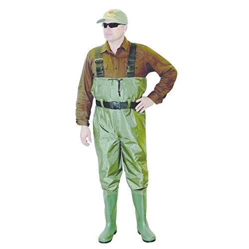 Caddis Waders CA3901W-11 PVC Chest Waders Boot