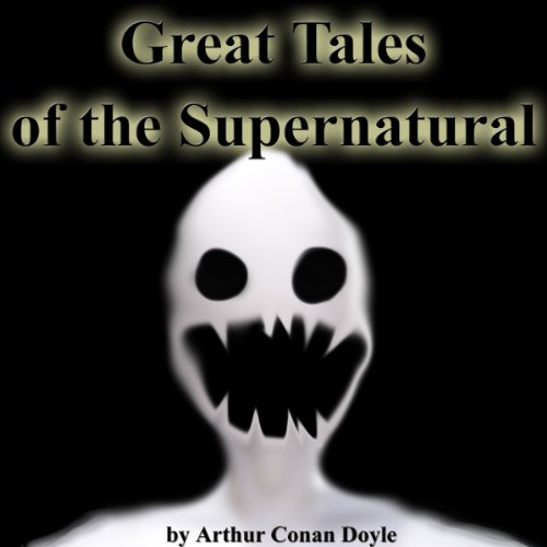 Great Tales of the Supernatural cover art