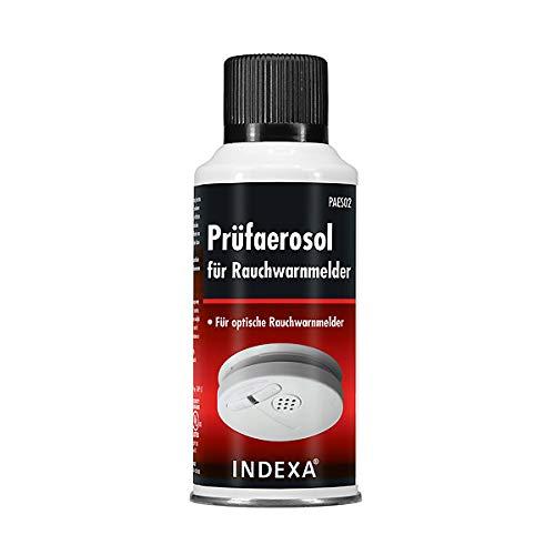 Indexa PAES02 Prüfaerosol Rauchmelder Testspray 150ml 10093 (10093)