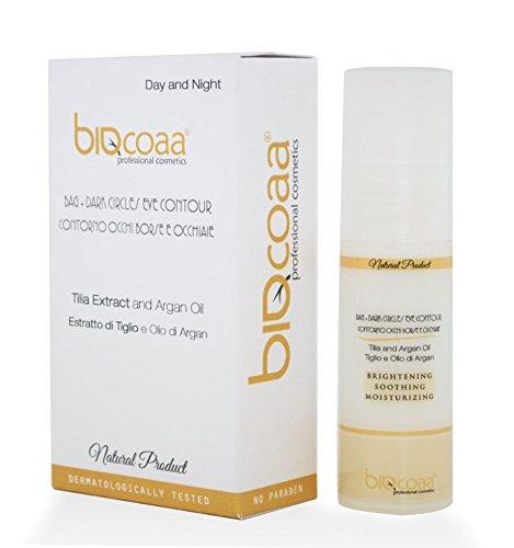 El Mejor crema Anti-Edad contorno de ojos - Orgánico - 30 ml - aprieta y relaja - el único con...