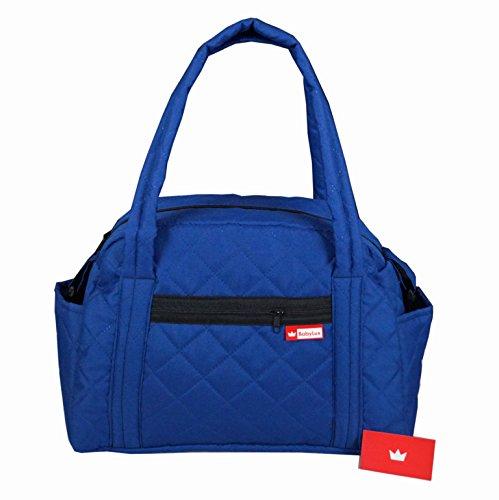 BabyLux Wickeltasche CANDY PIK Kinderwagentasche Baby Windel Tasche Pflegetasche (CandyPik Blau)