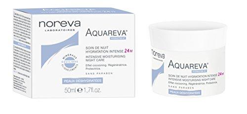 Noreva Aquareva Intensive Moisturizing Night Care 50ml