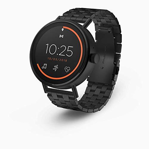 Misfit Herren-Smartwatch mit Edelstahl Armband MIS7202