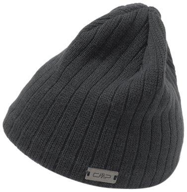 CMP, cappello a maglia da Uomo, Strickmütze, grey - grey, Taglia unica, Antracite, Taglia unica