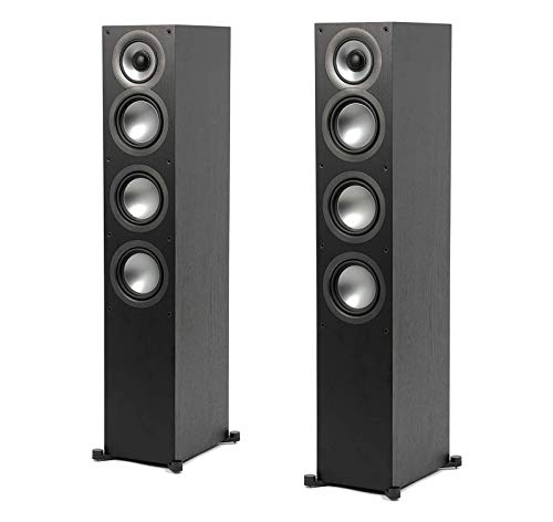 ELAC Uni-Fi 2.0 UF52 Floorstanding Speaker (Pair)