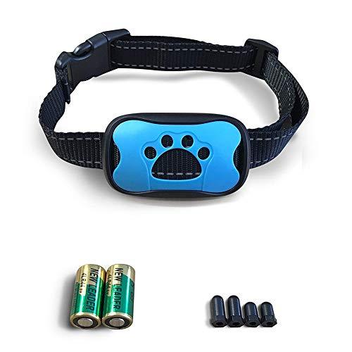 Hör jetzt auf zu bellen! Schnelle Ergebnisse, sicheres, humanes Anti-Bellgerät Trainingskontrolle & Reinigungsmittel | Welpe, Erwachsener, Kleiner, Mittlerer, Großer Hund. Kein Schock, Ton, Vibration