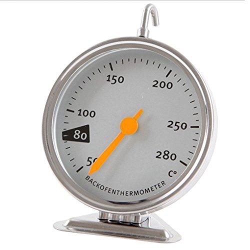 Kongnijiwa Mechanische Backen Backofen-Thermometer Ofen Sonder Bakeware 50-280 ℃ Küche Bakeware