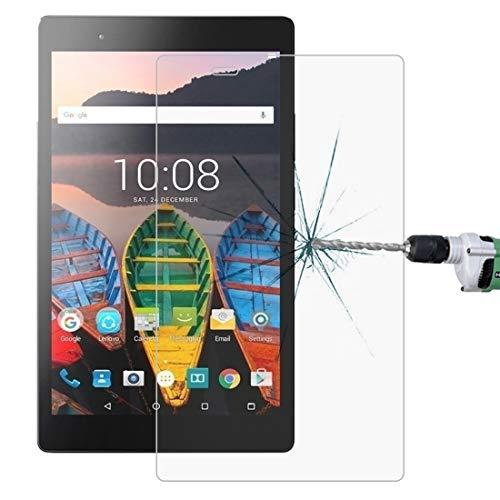 JIXIAO Accesorios for Boutique 0.3mm 9H Película de Cristal Templado de Pantalla Completa for Lenovo Tab3 8 Plus/TB-8703 (Color : Color1)