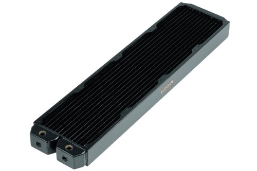 Alphacool 14185 NexXxoS XT45 Full Copper Radiator - CPU Wasserkühlung - 560mm, Kupfer / Schwarz