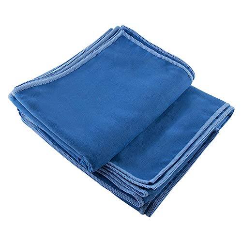 WXX Toalla Yoga Antideslizante Gimnasio Toalla Gimnasio 72x25in/183x63cm Toalla Secado Rapido para Yoga Y Pilates