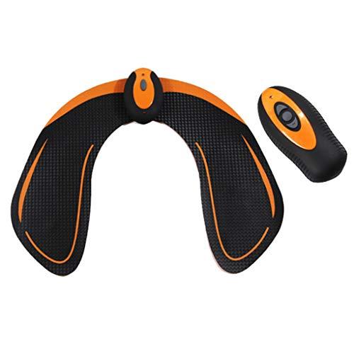 Milageto Estimulador de Glúteos Entrenamiento Físico Muscular Entrenamiento de Abdominales Cinturón Levantador de Cadera Cuerpo - D