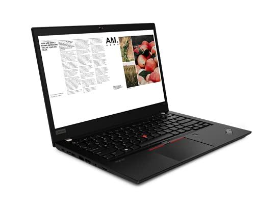 Lenovo ThinkPad T14 (2021) Intel Core i5 10th Gen 14-inch Full HD IPS Touchscreen Laptop (16GB RAM/ 512GB SSD/ Windows 10 Professional/ Black/ 1.55 kg), 20S0S30T00