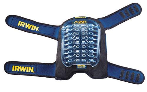 Irwin IRW10503830 Rodilleras, Negro/Azul
