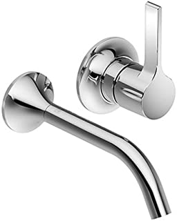 Dornbracht wall-mounted basin mixer VAIA 36812809 chrome