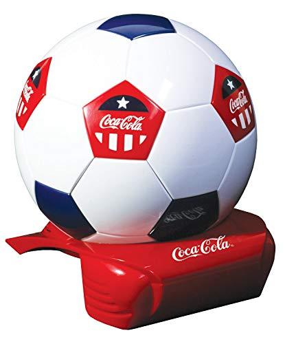 Coca Cola CCSB5 Frigo électrique Mixte Adulte, Rouge