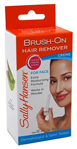 Sally Hansen Brush-On Facial Hair Remover (2 Pack)