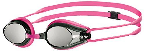 arena unisexs tracks mirror goggle
