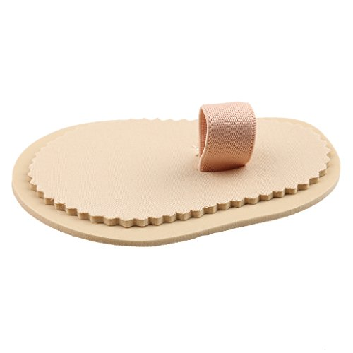 1 Stück Hammerzeh Korrektur Pad Vorfuß Pad Zehenpolster für Links oder Rechts Fuß