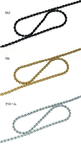 SP1101チェーン TiN/ゴールド 11S