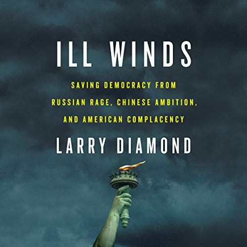 Ill Winds Audiobook By Larry Diamond cover art