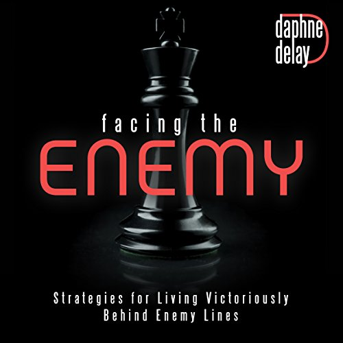 Facing the Enemy audiobook cover art