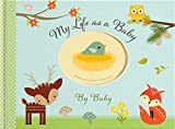My Life as a Baby: Record Keeper and Photo Album (Woodland Friends)