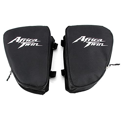 Motorcycle Frame Crash Bar Bags For Honda CRF1000L Africa Twin CRF1000L Adventure Sports Tool Placement Travel Bag