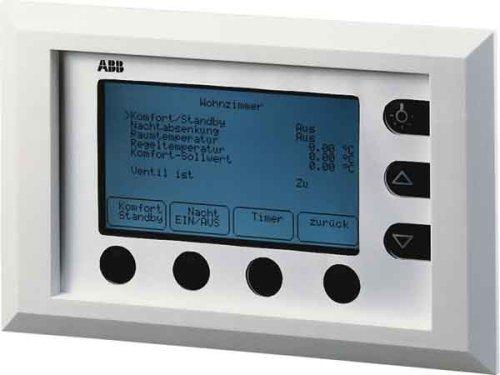 Panel de mando para domótica KNX. MT 701.2 WS