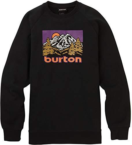 Burton Weir Crew Sweatshirt Mens Sz XL True Black