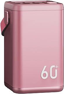 36W 60000mahVersatile Power Source, USB-laddningsstation för flera enheter, bärbart batteri, mobiltelefon dator USB-laddni...