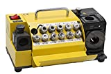 Huanyu MR-13B - Amoladora de brocas de alta precisión portátil para afilar ángulo rectificadora, rango de rectificado: ф3-ф13 (220 V, CBN (para HSS))