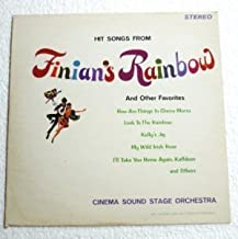 Hit Songs from Finian's Rainbow and Other Favorites